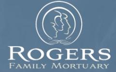 Rogers Family Mortuary   Alamosa - logo