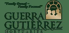 Logo - Guerrra & Gutierrez Mortuaries