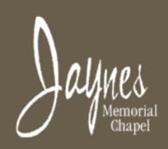 Logo - Jaynes Memorial Chapel