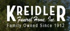 Logo - Kreidler Funeral Home Inc
