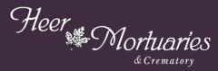 Heer Mortuaries & Crematory   Brush - logo