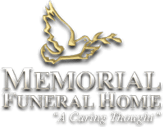 Memorial Funeral Home   Edinburg - logo