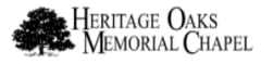 Logo - Heritage Oaks Memorial Chapel