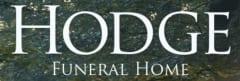 Logo - Hodge Funeral Home