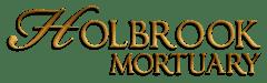 Logo - Holbrook Mortuary