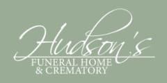 Logo - Hudson's Funeral Home & Crematory