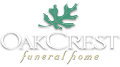 Oak Crest Funeral Home - logo