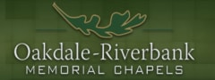 Logo - Oakdale Riverbank Memorial Chapels