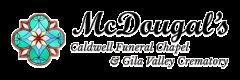 Logo - McDougal's Caldwell Funeral Chapel