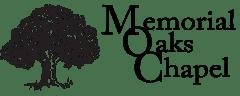 Logo - Memorial Oaks Chapel