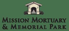 Logo - Mission Mortuary & Memorial Park