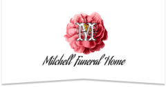 Logo - Mitchell Funeral Home