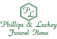 Logo - Phillips & Lukcey Funeral Home