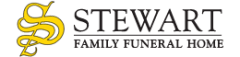 Logo - Stewart Family Funeral Home