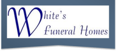 Logo - White's Funeral Homes