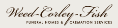 Logo - Weed Corley Fish Funeral Homes   North