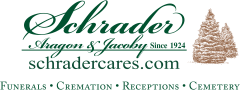 Logo - Schrader Aragon & Jacoby Funeral Home