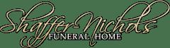 Shaffer Nichols Funeral Home   Crane - logo