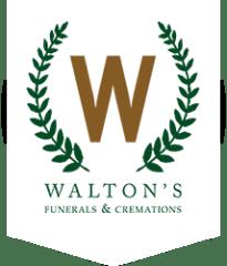 Logo - Walton's Funerals & Cremations