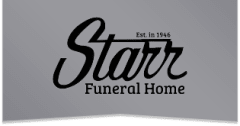 Logo - Starr Funeral Home
