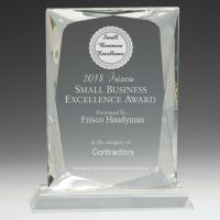 Small Business of Frisco Award - Contractors Category 2018