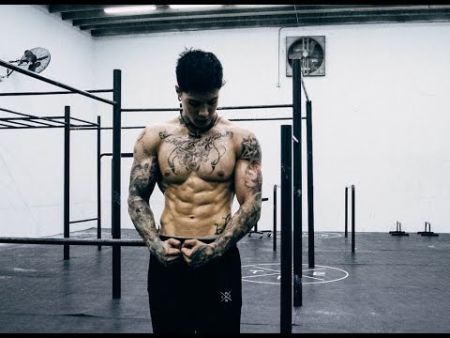 Weights & Calisthenics For Massive Back & Biceps   Thenx