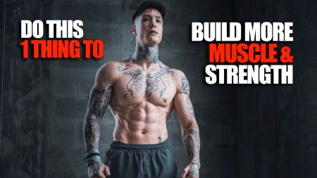 Do This One Thing To Build More Muscle & Strength Today / Life Changing