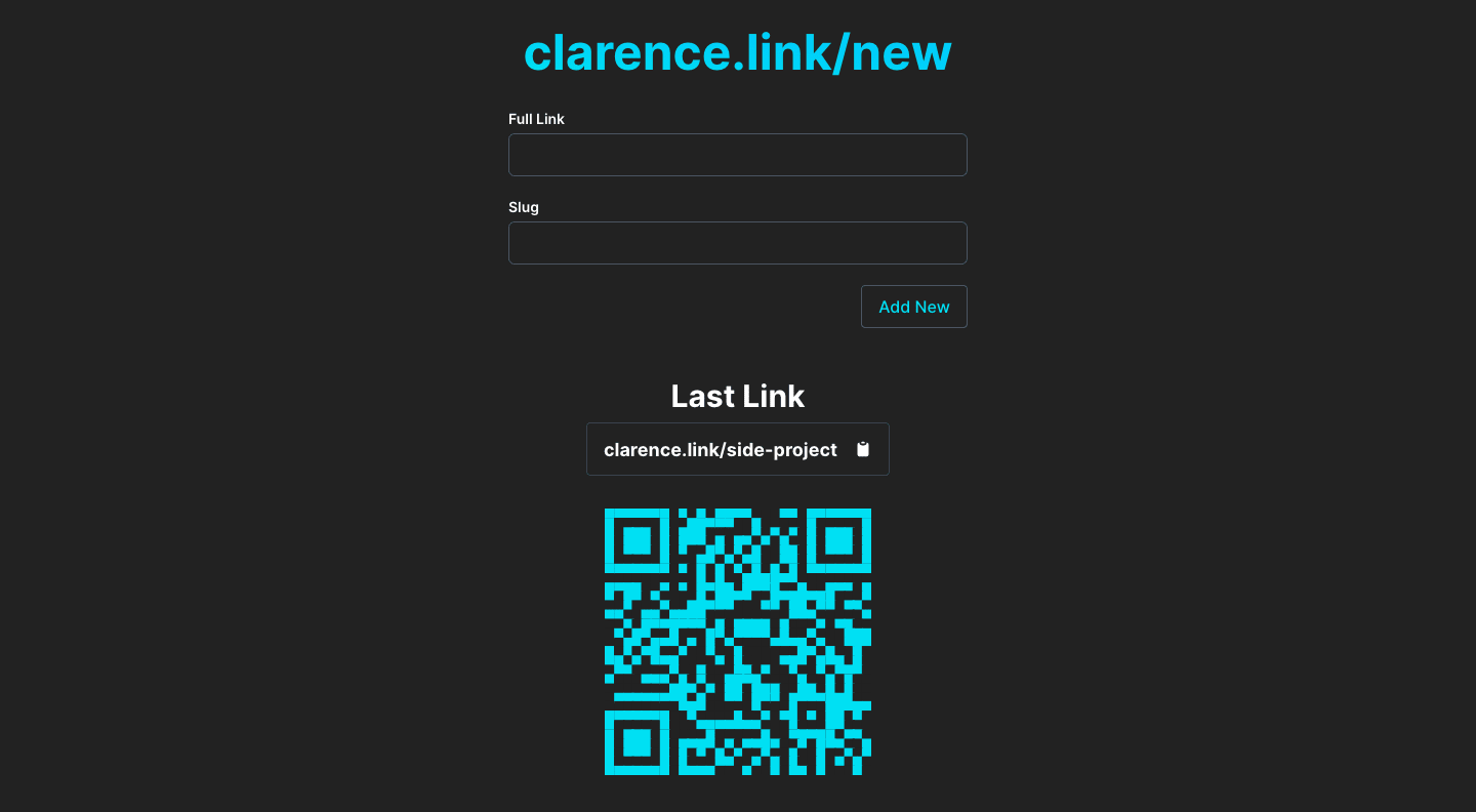 clarence.link