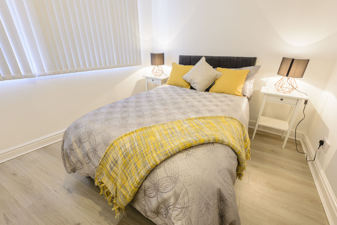 Serviced Apartments Liverpool offering modern rooms, ideal for short stays in Liverpool