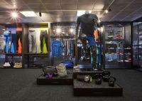 Nike head office retail space