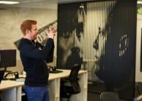Nike head office installation