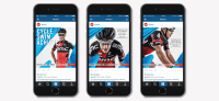Speedo Richie Porte campaign on Instagram