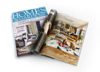 Sofa.com advert in Homes & Gardens magazine