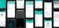 Tympa Health App Design, Award Winning Web Design