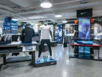 Sports Direct Oxford Street CR7 retail display
