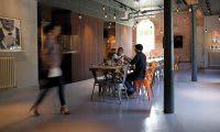 Derbyshire studio - kitchen area