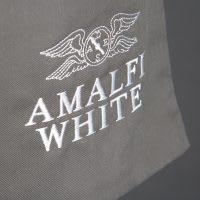 Branding on an apron