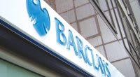 Barclays retail signage