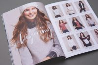 FatFace winter catalogue spread