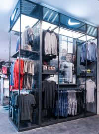 Men's visual merchandising