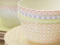 Royal Doulton pastels collection bowls