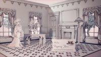 100 years of Royal Albert, Regency Blue room pop up