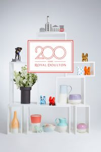 200 years of Royal Doulton campaign image 1