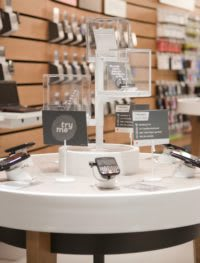 EE product display