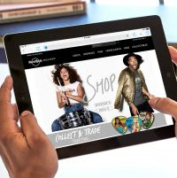 Online campaign execution on an iPad