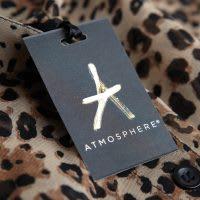 Primark clothing label design