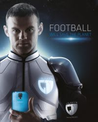 Wayne Rooney - Football will save the planet campaign