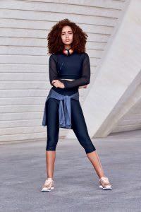 Primark activewear photography