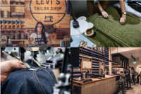 Levi's jeans tailor shop images