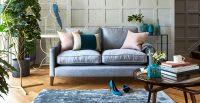Living room 2 seater sofa